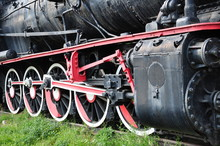 Train Close Up