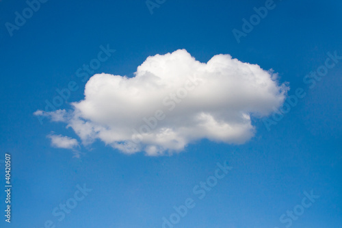 cloud Fotobehang