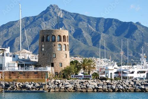 Puerto Banus, Marbella, Spain © Arena Photo UK
