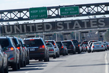 US Border Crossing