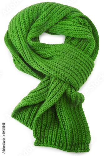 Fotografie, Obraz  Wool scarf