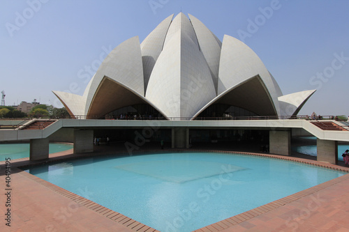 Cadres-photo bureau Delhi Lotus Temple