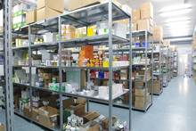 Medical Factory  Supplies Stor...