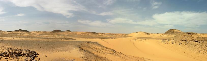 Fototapeta na wymiar Libyan desert.