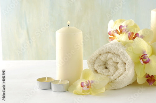 Foto op Canvas Spa Spa ambient