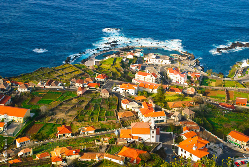 Fotografie, Obraz  Porto Moniz, Madeira island, Portugal