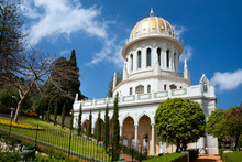 Israel, Haifa, Bahai,