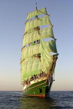 Windjammer, Alexander Von Humboldt