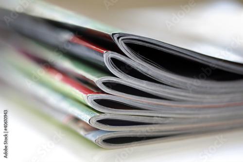 Photographie  Les magazines