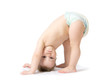 Leinwanddruck Bild - baby girl