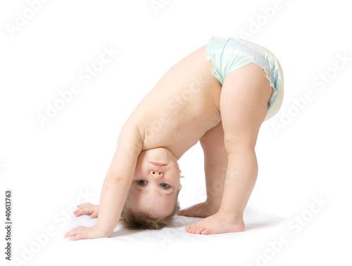 Fotografie, Obraz  baby girl