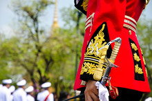 Thai King S Royal Bodyguard  T...