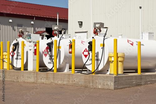 Photo  Fuel Tanks