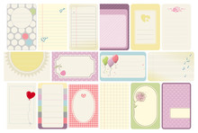 Card Templates With Place For ...