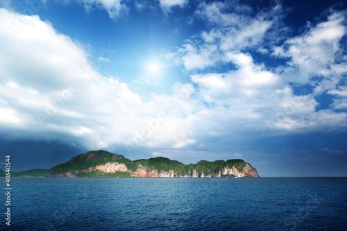 Obrazy na płótnie Canvas Phi Phi island in Thailand