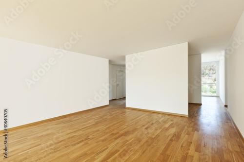 Fotografía  beautiful new apartment, interior, empty room