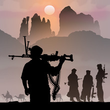 Soldats Sahariens 3