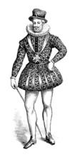 Mode Beginning 17th Century - ...