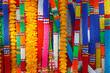 Thai style fake flower garland
