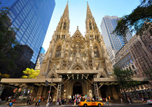 Saint Patricks Cathedral, NYC