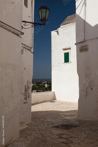 Fototapety, obrazy: Locorotondo, Puglia, Italia