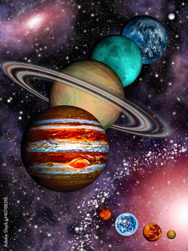 9-planet-ukladu-slonecznego-pas-asteroid-i-galaktyka-spiralna