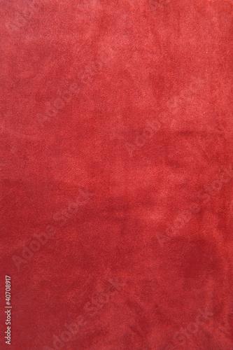 Fotografie, Obraz  closeup on a red velvet