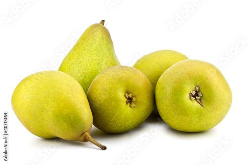Pears Wallpaper Mural