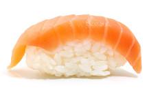 Asian Maki Salmon Sushi