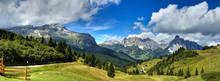 Dolomiti - Alta Badia Panorama