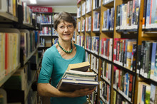 Jobs And Proffesions - Librarian