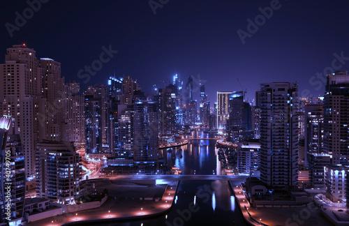 Obrazy na płótnie Canvas Dubai