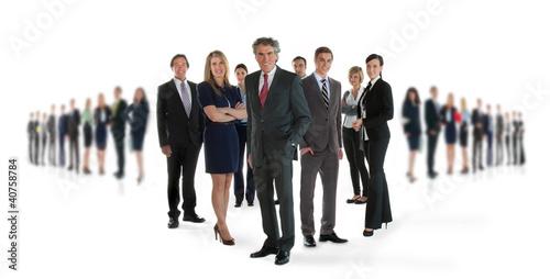 Fotografie, Obraz  Business Group