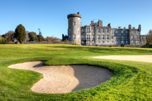 Dromoland Castle In West Ireland.