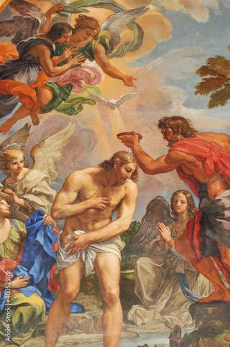 Tablou Canvas Biblical scene