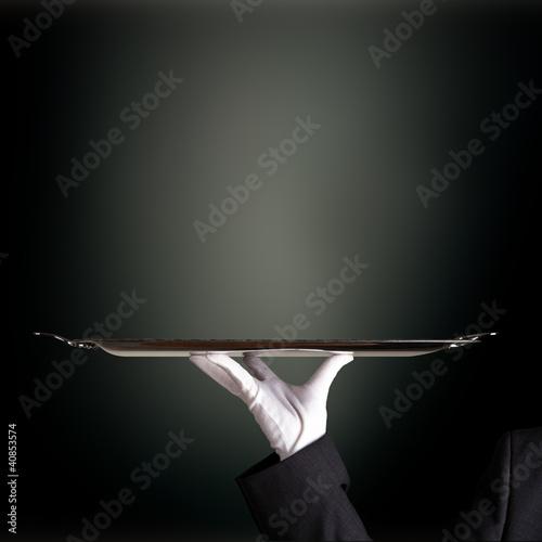 Fotografie, Obraz  Präsentieren Hintergrund