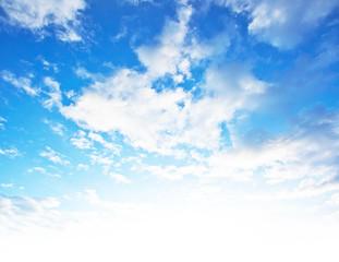 Fototapeta Blue sky background