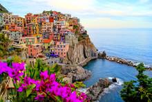 Cinque Terre Coast Of Italy Wi...