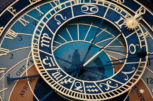 Staande foto Praag Prague Orloj