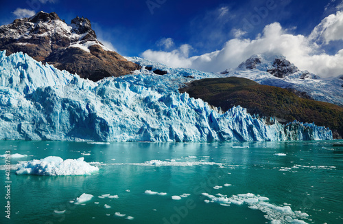Valokuva  Spegazzini Glacier, Argentina