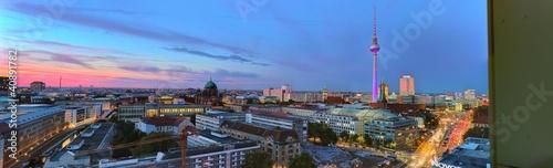 Keuken foto achterwand Berlijn Berlin City