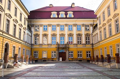 Königsschloss - Breslau - Polen