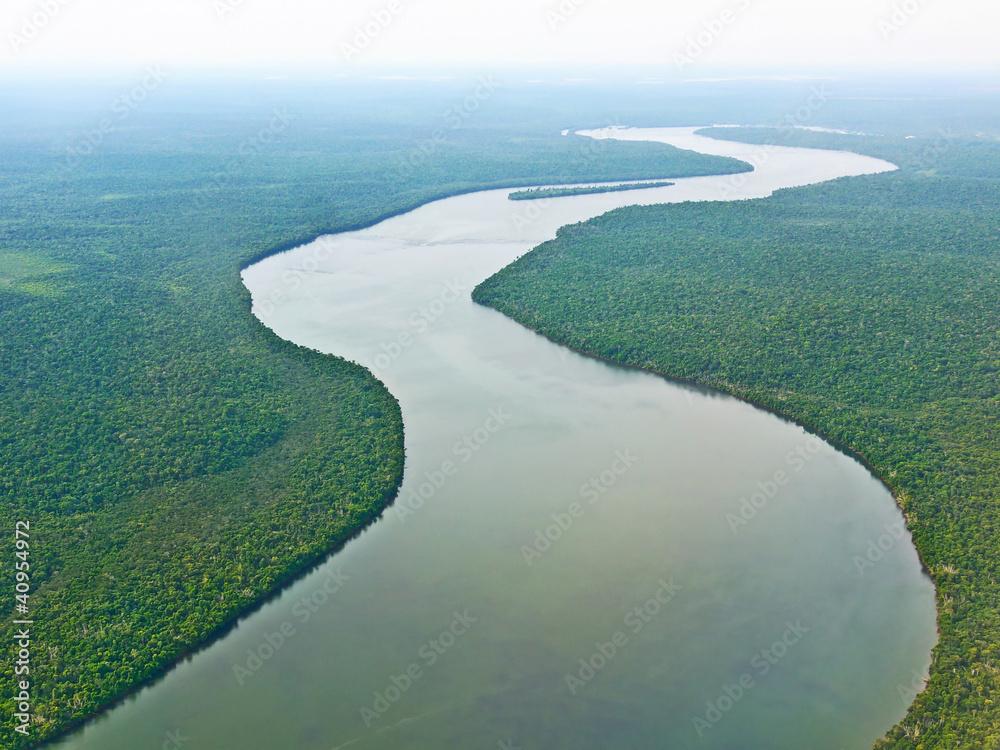Fototapety, obrazy: Amazonas