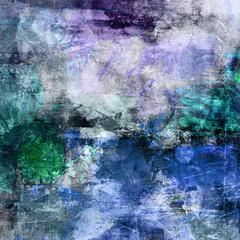 Fototapeta Minimalistyczny malerei texturen