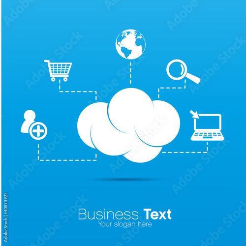 Foto  logo business