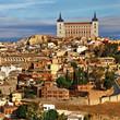 Toledo -medieval city of Spian