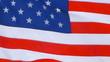 HD - American Flag. Macro shot