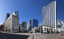 Downtown Vancouver Waterfront ...