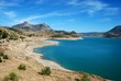 View of lake, Zahara de la Sierra, Spain © Arena Photo UK