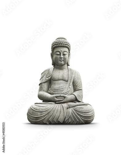 Statue Bouddha Fototapeta